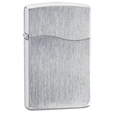 Zippo Blu2 Argent brosse vertical