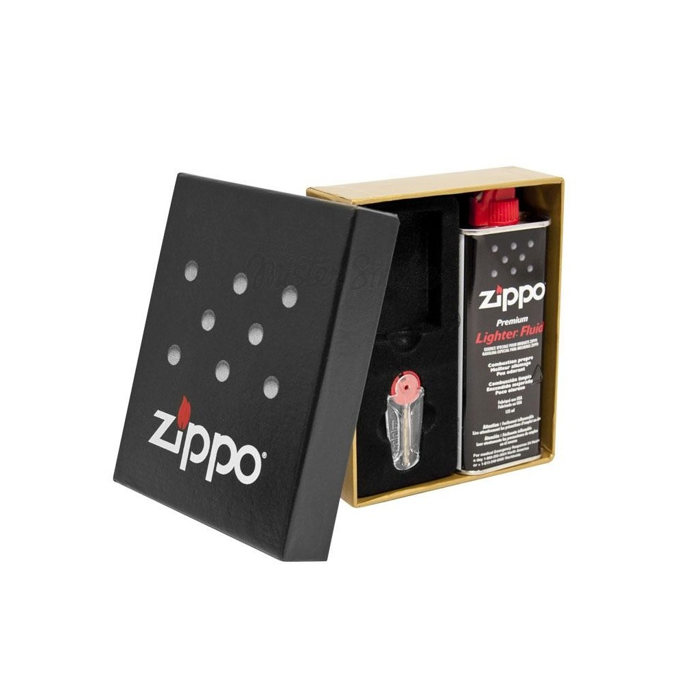 coffret cadeau vide zippo. Black Bedroom Furniture Sets. Home Design Ideas