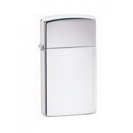 Zippo Slim High Polish Chrome