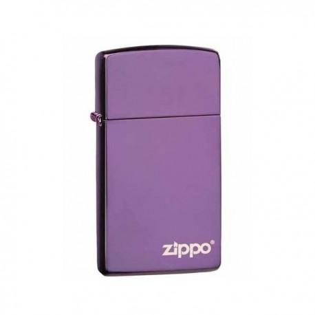 Zippo Abyss avec Logo Zippo