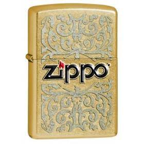 Zippo fond Or