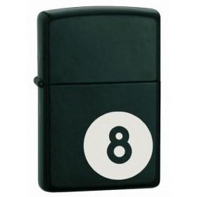 Zippo Boule de Billard Numero 8