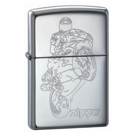 Zippo Moto Wheelie