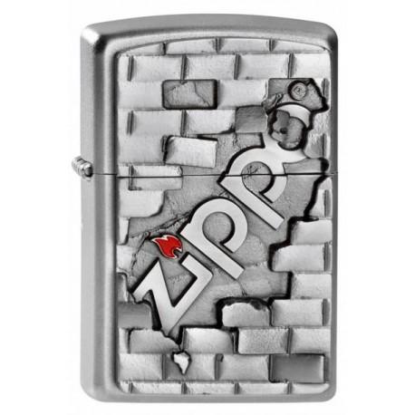 Briquet Zippo Wall Emblem