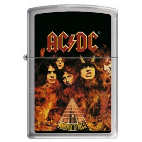 Briquet Zippo AC/DC Highway to Hell