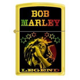 Briquet Zippo Bob Marley Legend