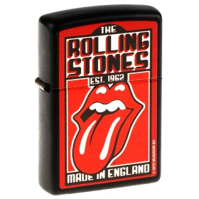 Zippo The Rolling Stones Made in England