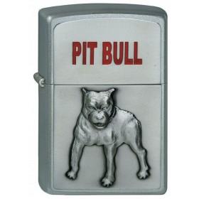 Briquet  Zippo Pit Bull