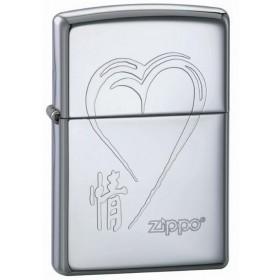Zippo Love Rosy