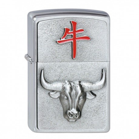 Zippo Year Of The Buffalo