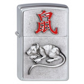 Zippo Year Of The Rat