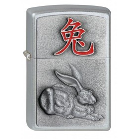 Zippo Year Of The Rabbit