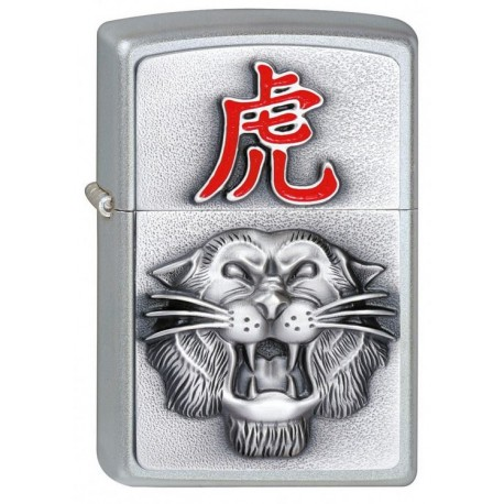 Zippo Year Of The Tiger