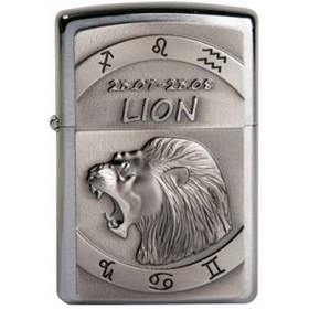 Briquet Zippo Lion