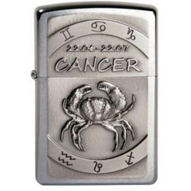 Briquet Zippo Cancer