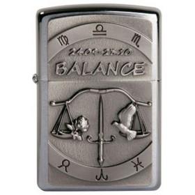 Briquet Zippo Balance
