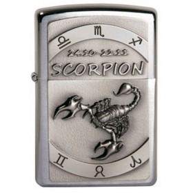 Briquet Zippo Scorpion