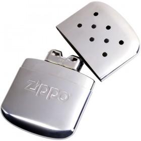 Chaufferette Zippo chromee